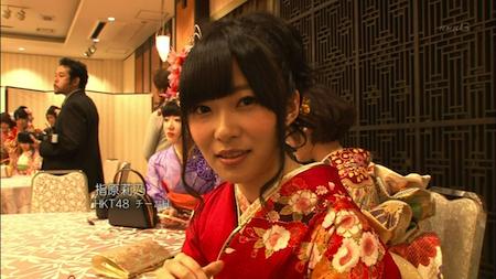 AKB48+10+1 指原莉乃 成人式4