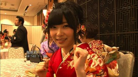 AKB48+10+1 指原莉乃 成人式5