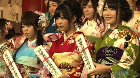 AKB48+10+1 指原莉乃 成人式1