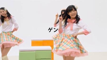 タンスのゲン CM HKT48出演5